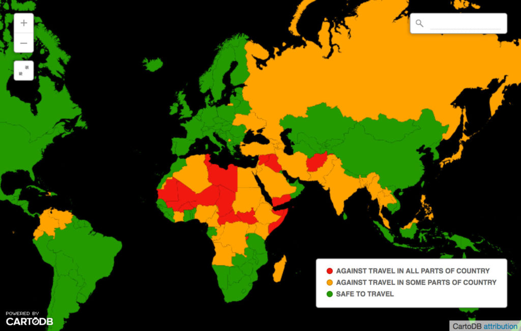 is Morocco safe